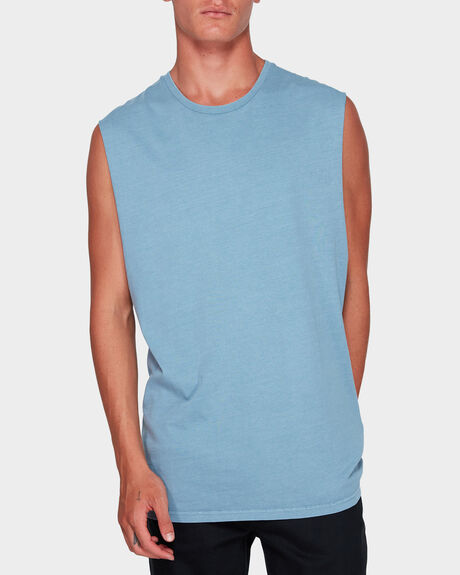 PREMIUM WAVE WASH MUSCLE TEE