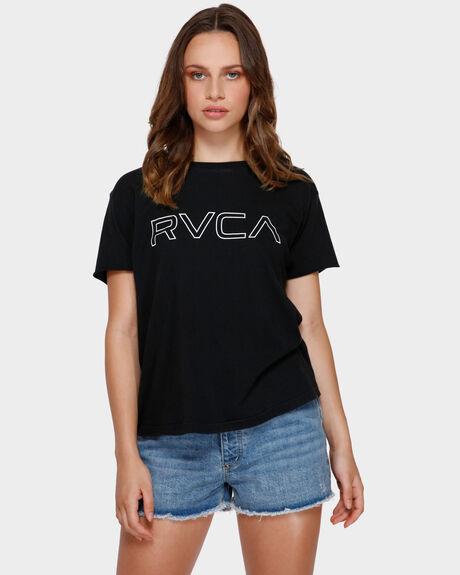 KEYLINE RVCA BOX TEE