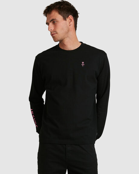 MENS CHOP HOP RETRO FIT LONG SLEEVE TEE