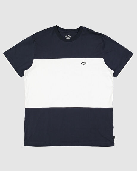 THE BANDED PANEL TEE