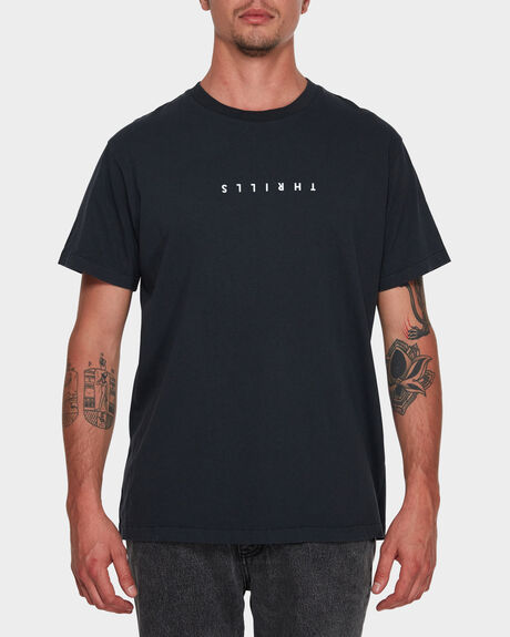 MINIMAL THRILLS MERCH FIT TEE