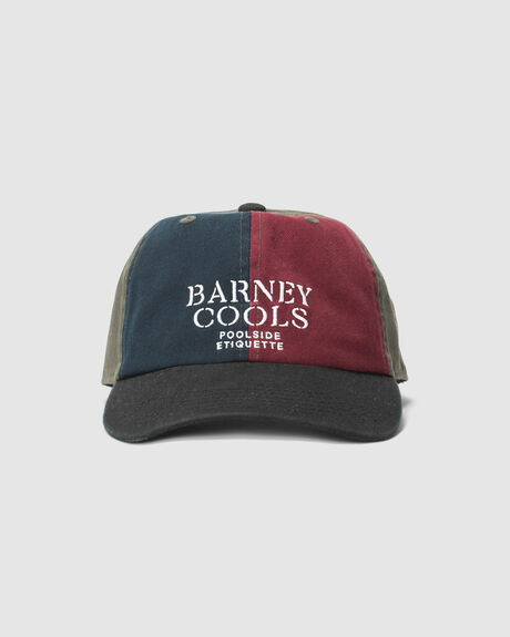 BARNEY COOLS EMBRO 6-PANEL -
