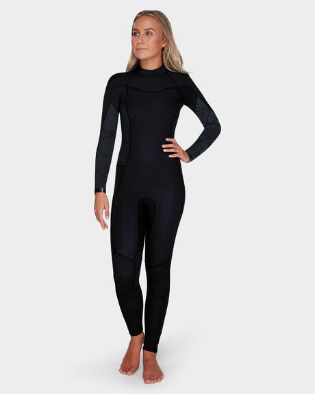 LADIES SYNERGY 302 BACK ZIP FULL SUIT