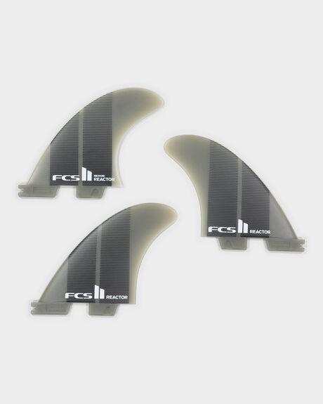 FCS II REACTOR NEO GLASS TRI FINS