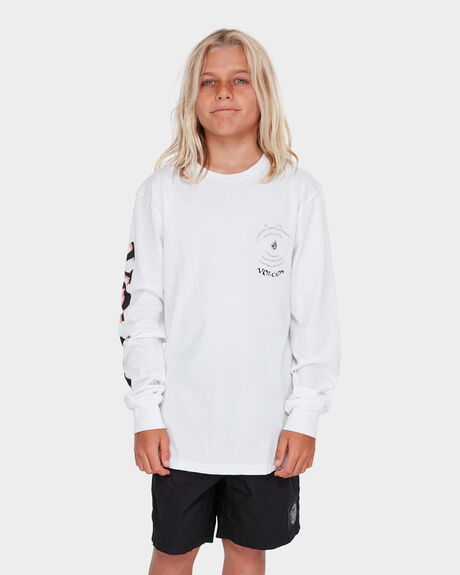 COMES AROUND L/S TEE YOUTH
