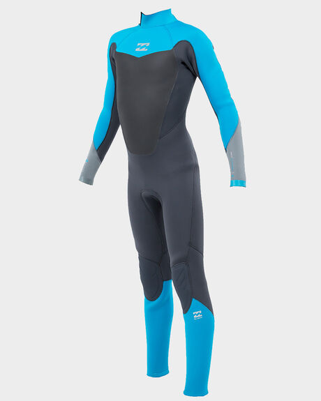 BOYS ABSOLUTE COMP BACK ZIP FULL SUIT