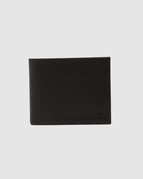 EDGE RFID 2 IN 1 LEATHER WALLET