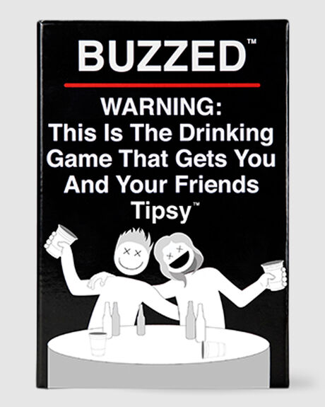 BUZZED GAME