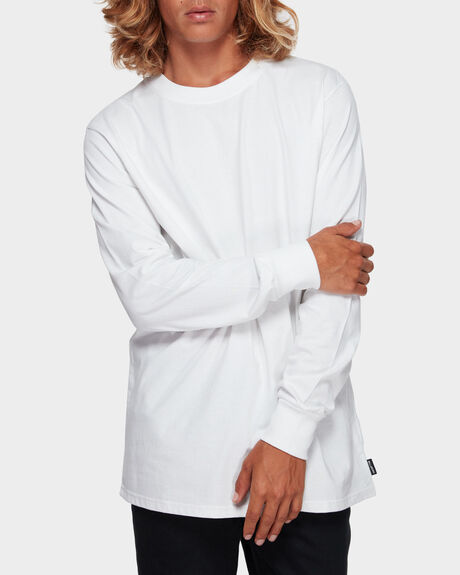 LARRY LAYERER LONG SLEEVE TEE
