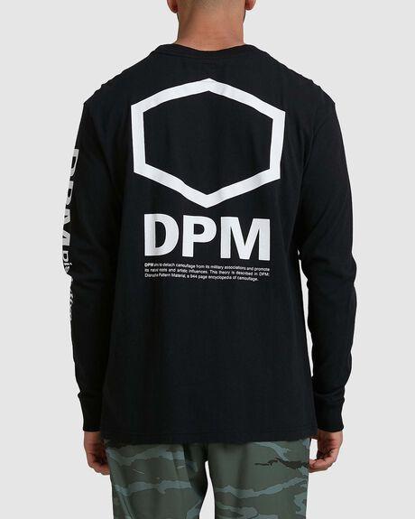 DPM LONG SLEEVE TEE