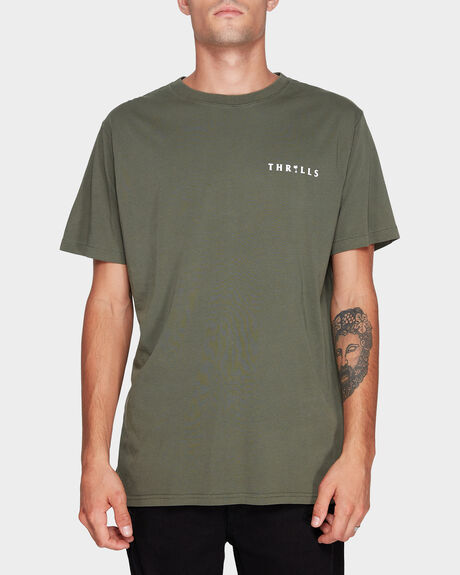 SOUTH OF NEVER MERCH TEE