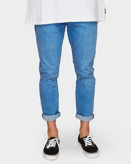 ROLLIES BOLD BLUE JEANS