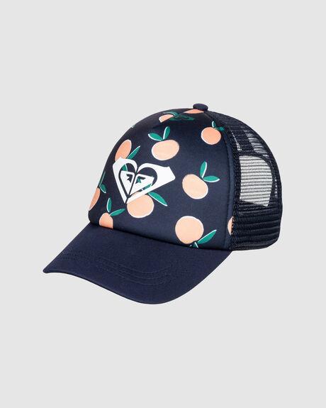 GIRLS SWEET EMOTIONS TRUCKER CAP