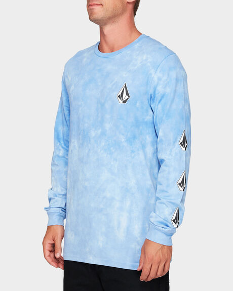 DEADLY STONES WASH LONG SLEEVE TEE