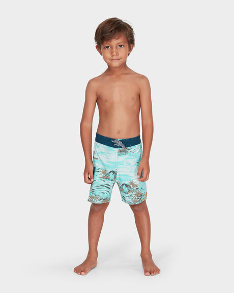 GROMS SUNDAYS LO TIDE BOARDSHORT