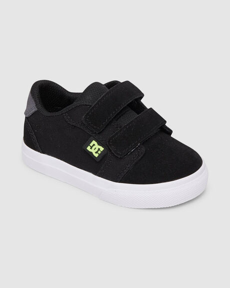 BOYS ANVIL LEATHER SHOES
