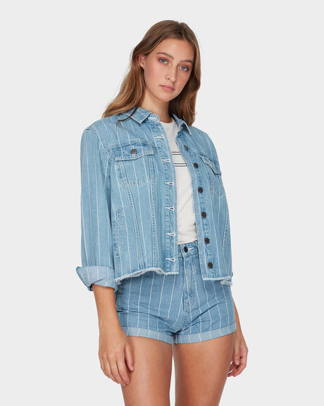 PAUSE IT DENIM JACKET