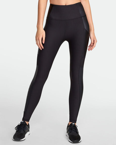 MATTE SHINE LEGGINGS