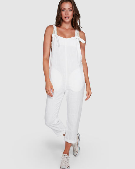 MAGGIE COTTON JUMPSUIT