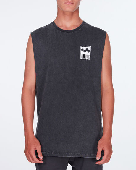 GRIT MUSCLE TEE