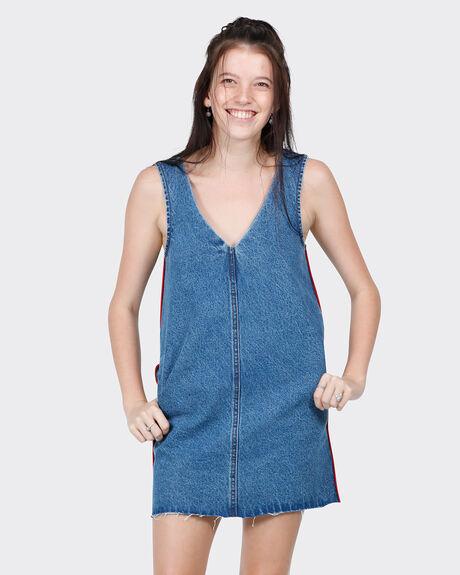SHIFTY DENIM DRESS