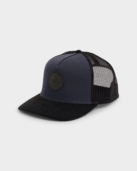 MIXED STACKED TRUCKER CAP