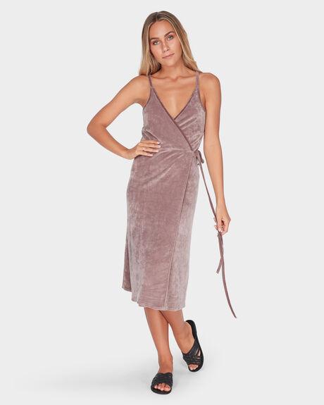 BONITA WRAP DRESS