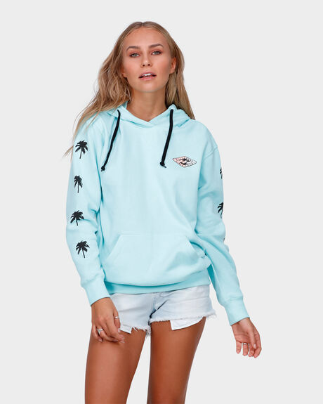 Long Beach Hooded Pullover