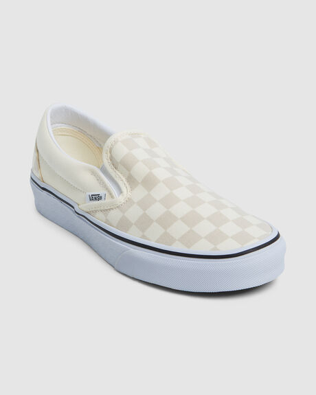 CLASSIC SLIP ON (CHECKERBOARD)