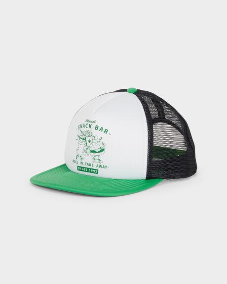 SNACK BAR TRUCKER CAP