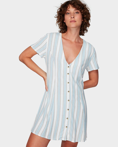 CARAVAN STRIPE DRESS