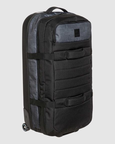 MENS NEW REACH 100L LARGE WHEELED SUITCASE