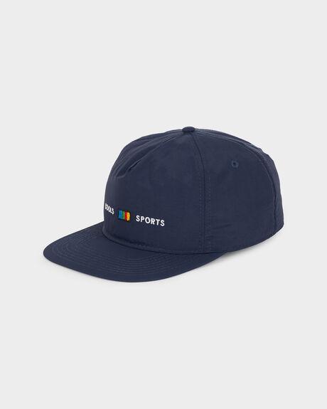 COOL SPORTS NYLON CAP