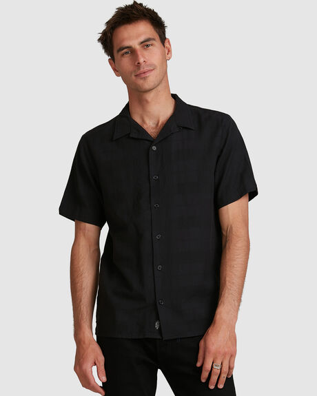 MENS REPUBLIC BOWLING SHIRT