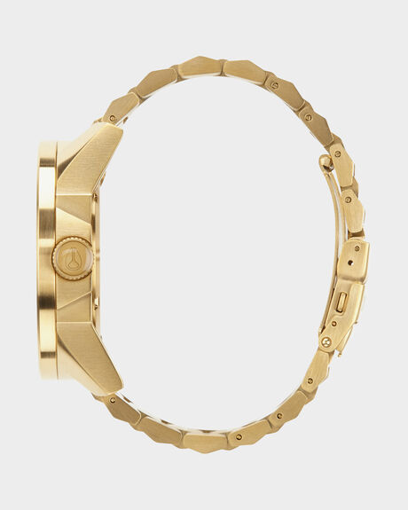 CORPORAL SS ALL GOLD/BLACK WATCH