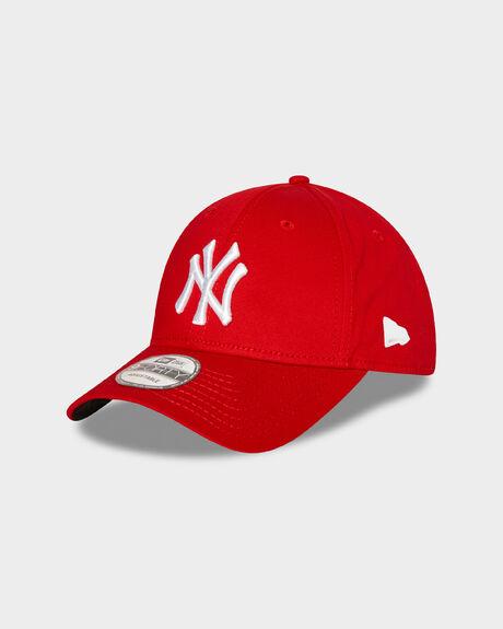 940 NEW YORK YANKEES SCARLET/WHITE