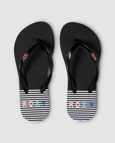 GIRLS VIVA STAMP FLIP FLOPS