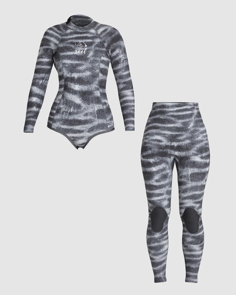 WOMEN'S OCEAN RAMSEY 2 PIECE FREE DIVING SET