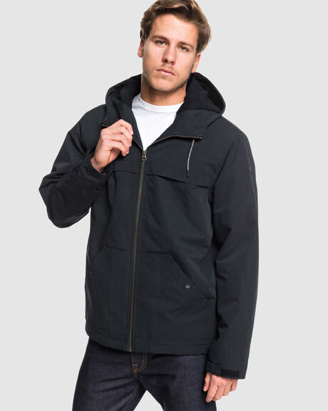 MENS WATER RESISTANT WAITING PERIOD JACKET