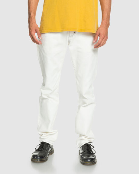 MENS ORIGINALS DEMAND TAPERED CROPPED JEANS
