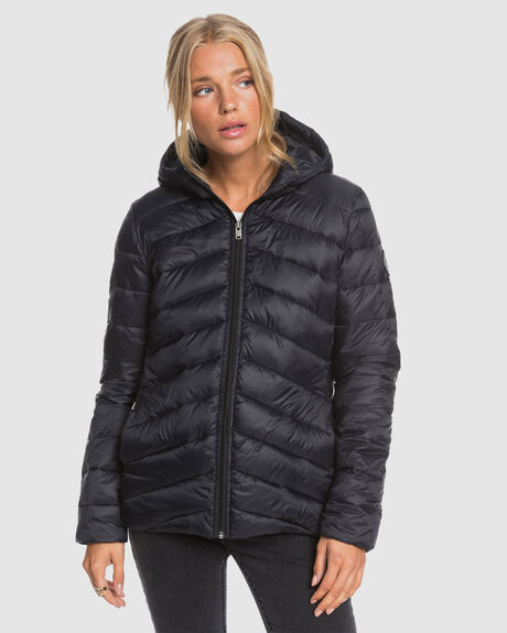 WOMENS COAST ROAD WATER RESISTANT LIGHTWEIGHT PACKABLE JACKET