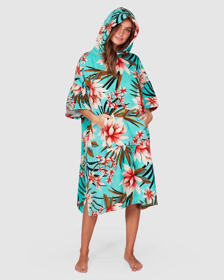 WOMENS HOODIE TOWEL