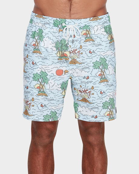 MONTAGUE ELASTIC BOARDSHORT