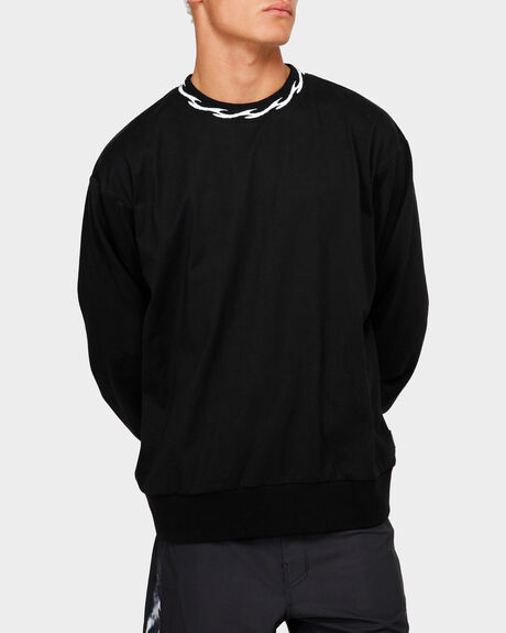 VIBES SOLID LONG SLEEVE