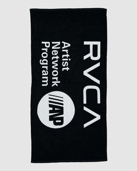 BIG RVCA TOWEL