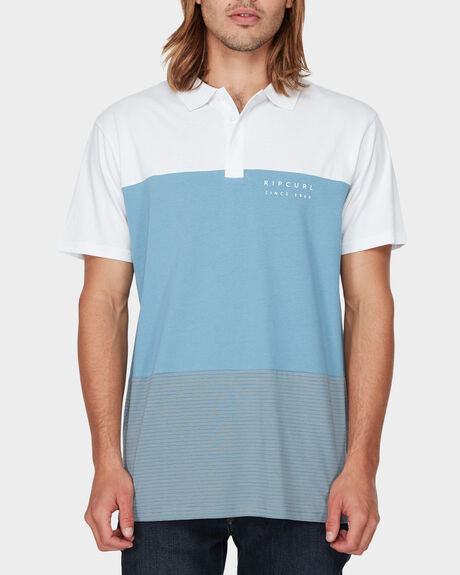 SECTOR SHORT SLEEVE POLO