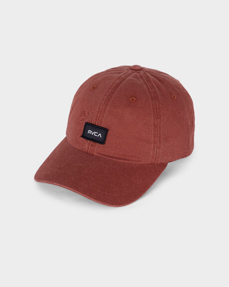 THE RVCA FOCUS CAP