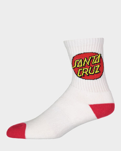CRUZ YOUTH SOCK - 4 PR