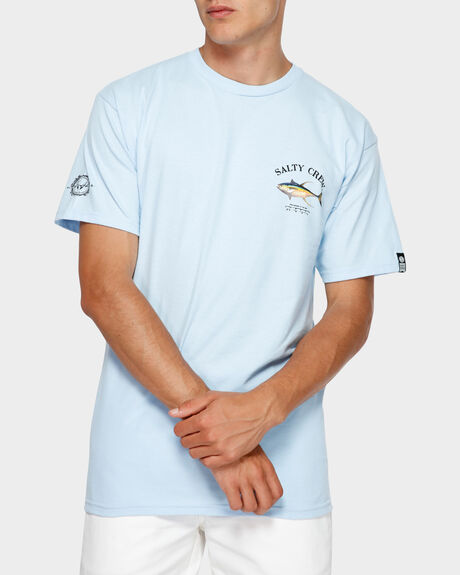 AHI MOUNT SHORT SLEEVE TEE