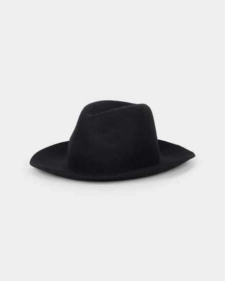 FIELDS FEDORA HAT